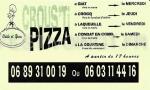 Crousti pizza