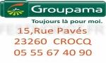 groupama crocq