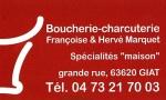 Boucherie Marquet